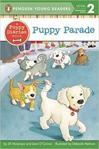 beginning-reader-books-puppy-parade