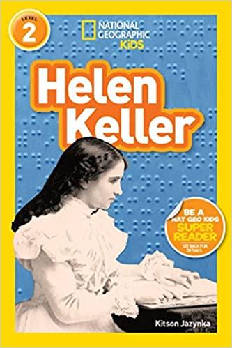 books-for-6-year-olds-Hellen-Keller
