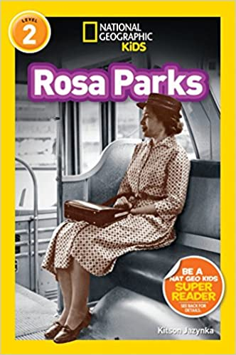 books for 6 year olds, rosa parks