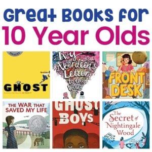 books-for-10-year-olds