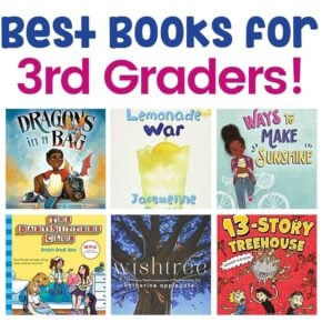 best-books-for-3rd-graders