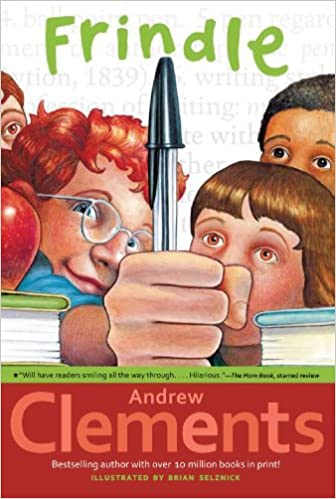 books-for-3rd-graders-frindle
