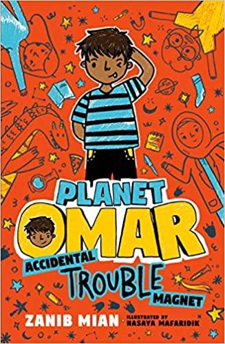 books-for-3rd-graders-planet-omar-accidental-trouble-magnet