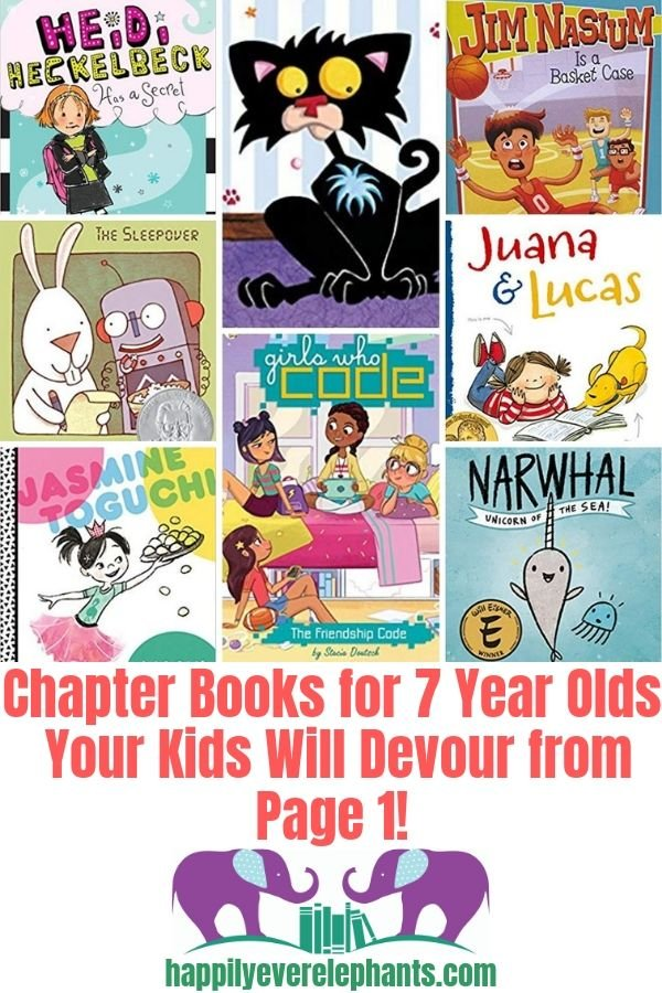 Best Books for 7 Year Olds My Students Devour from Page 1