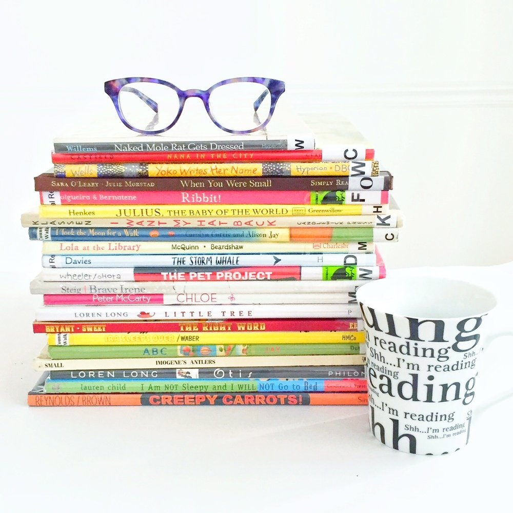 "This post first appeared on    All the Wonders    in connection with ATW's summer reading ""Big Book Block Party."""