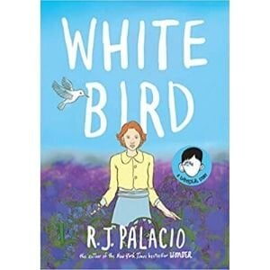 Award Winning Children's Books, White Bird.jpg