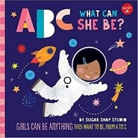 Baby Books for Girls, ABC What Can She Be.jpg