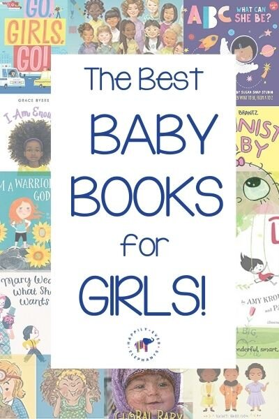 baby books for girls