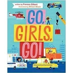 Baby books for girls, Go Girls Go.jpg