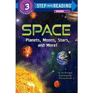 Beginning Books, Space Planets Moons Stars and More