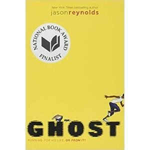 Children's Books with Black Characters, Ghost