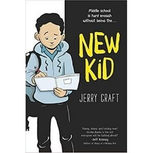Best Books for 10 Year Olds, New Kid.jpg
