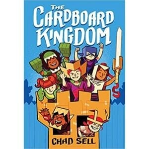 Best Books for 10 Year Olds, The Cardboard Kingdom.jpg