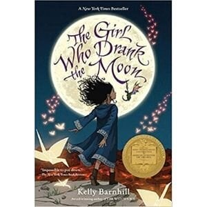 Best Books for 10 Year Olds, The Girl Who Drank the Moon.jpg