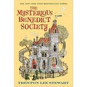 Best Books for 10 Year Olds, The Mysterious Benedict Society.jpg