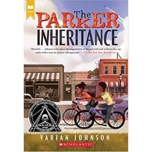 Best Books for 10 Year Olds, The Parker Inheritance.jpg