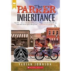 Best Books for 10 Year Olds, The Parker Inheritance.jpg