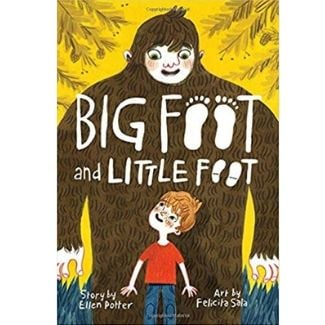 Best Books for 7 Year Olds, Big Foot and Little Foot