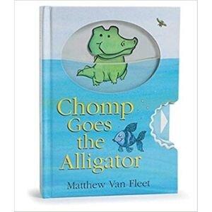 Best books for 2 year olds, Chomp Goes the Alligator.jpg