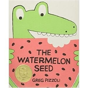 Best books for 2 year olds, The Watermelon Seed.jpg