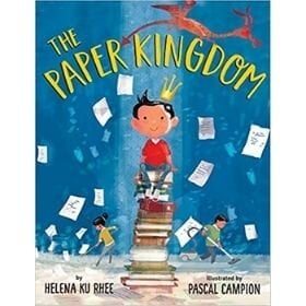 Best picture books of 2020, The Paper Kingdom.jpg