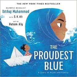 Black Children's Books, The Proudest Blue.jpg