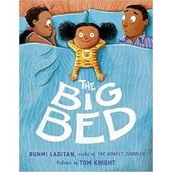 Black Children's Books, the big bed.jpg