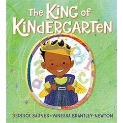 Black Children's Books, the king of kindergarten.jpg
