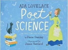 Books About Strong Girls Ada Lovelace Poet of Science Picture Book Biographies.jpg