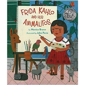 Books About Strong Girls Frida Kahlo Picture Book Biographies.jpg