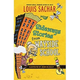 Books for Advanced Readers, second and third grade, Sideways Stories from Wayside School.jpg
