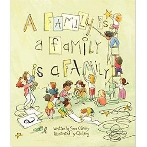 Children's Books About Divorce, A Family is a Family is a Family