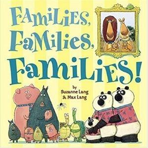 Children's Books About Divorce, Families, Families, Families