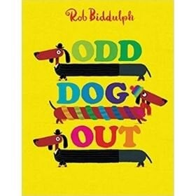 Children's Books About Dogs, Odd Dog Out.jpg