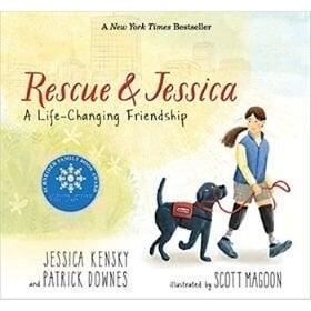 Children's Books About Dogs, Rescue & Jessica.jpg