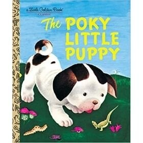 Children's Books About Dogs, The Poky Little Puppy.jpg