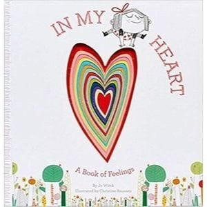 Children's Books About Feelings, In My Heart