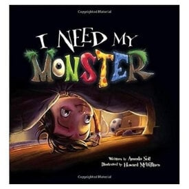Children's Books About Feelings, I need my Monster