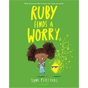 Children's Books About Feelings, Ruby Finds a Worry
