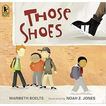 Children's Books About Feelings, Those Shoes