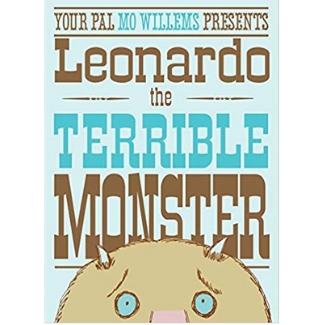 Children's Books About Friendship, Leonardo the Terrible Monster