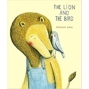Children's Books About Friendship, The Lion and the Bird