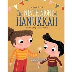 Children's Books About Hanukkah, The Ninth Night of Hanukkah.jpg