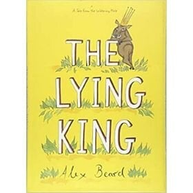 Children's Books About Lying, The Lying King.jpg