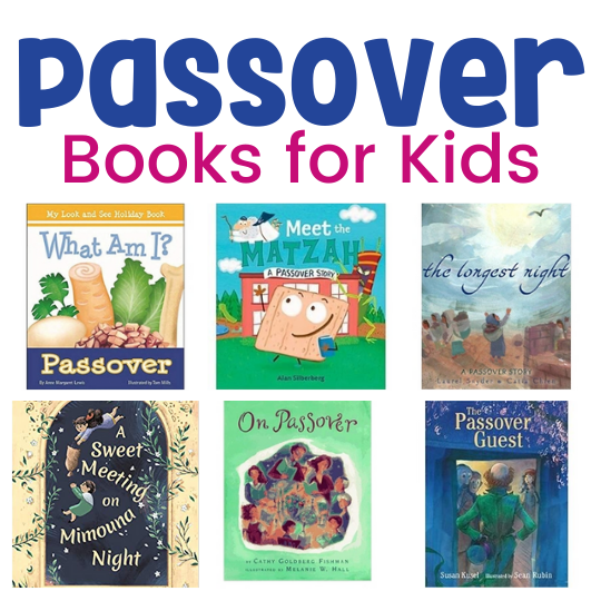 Children's Books About Passover.png