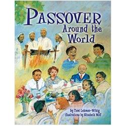 Children's Books About Passover, Passover Around the World