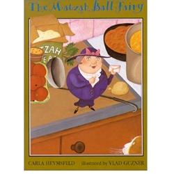Children's Books About Passover, The Matzah Ball Fairy