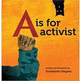 Children's Books About Racism, A is for activist.jpg
