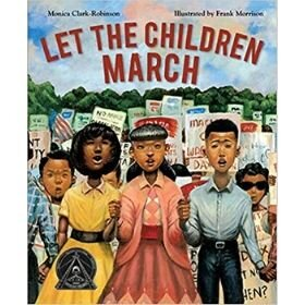 Children's Books About Racism, let the children march.jpg