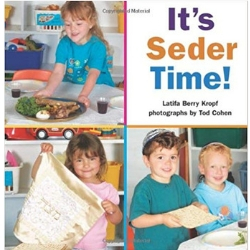 Children's Books About Seder, It's Passover Time.jpg
